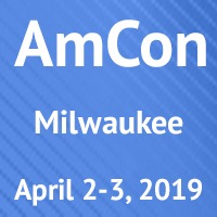 We will be at AmCon Milwa…